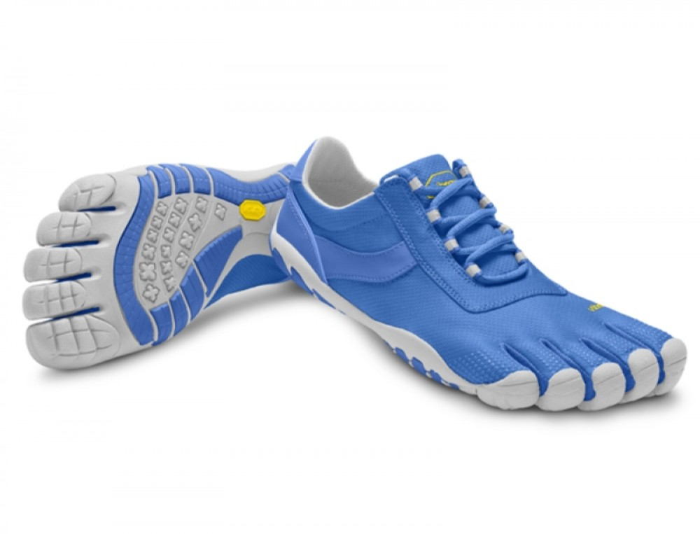new style fa95a ca844 Veganer Vibram FiveFingers - SPEED XC LITE Blue Grey