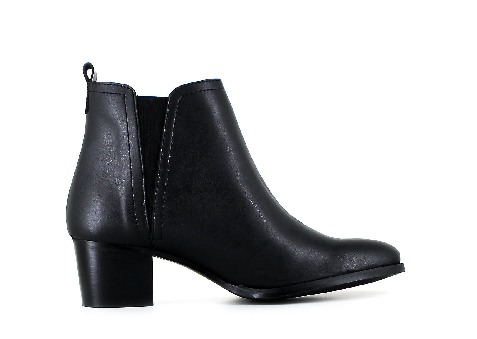VEGETARIAN SHOES Charlotte Boot Black