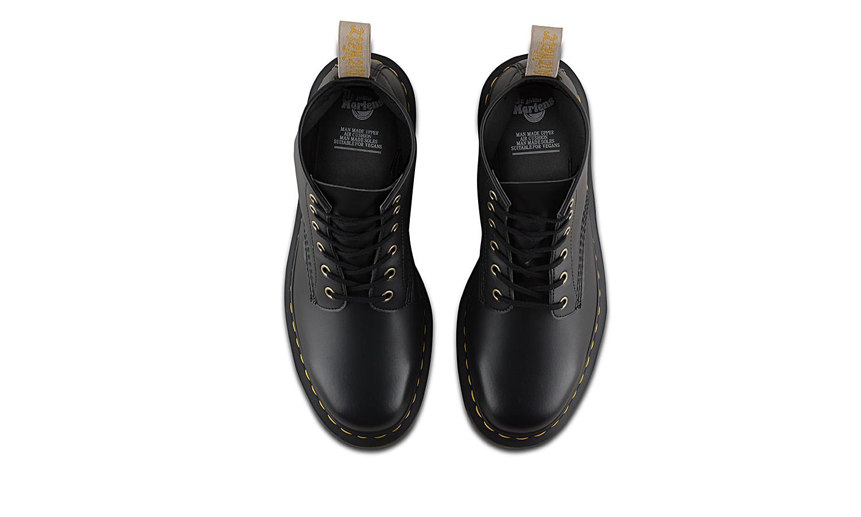 DR. MARTENS 101 6-Eye Boot Black Felix