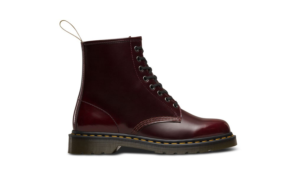 DR. MARTENS 1460 8-Eye Boot Cherry Red