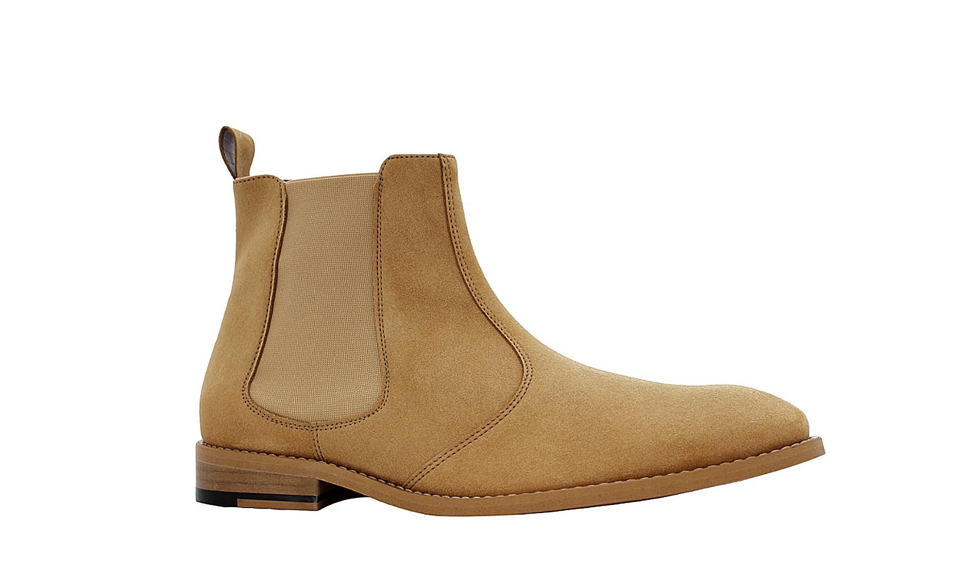 1e27cbee911 Chelsea Boot Men Light Brown