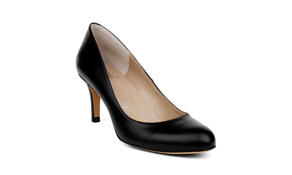WILL'S VEGAN SHOES City Courts Black