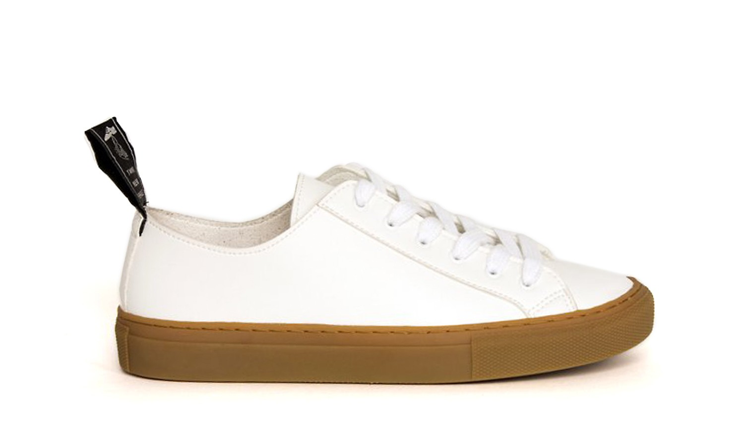 white sole shoes