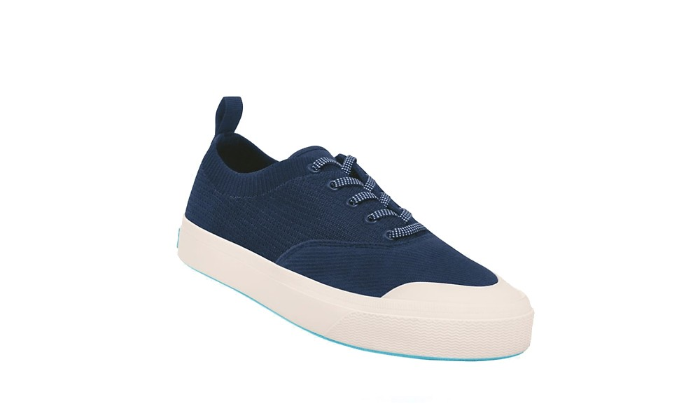 4c681bae9065 Vegan Sneaker | NATIVE SHOES Jefferson Plimsoll Regatta Blue | avesu ...