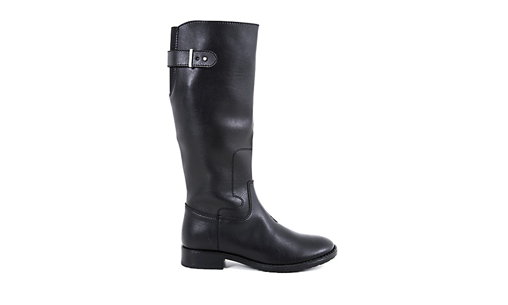 WILL'S VEGAN SHOES Riding Boot Black