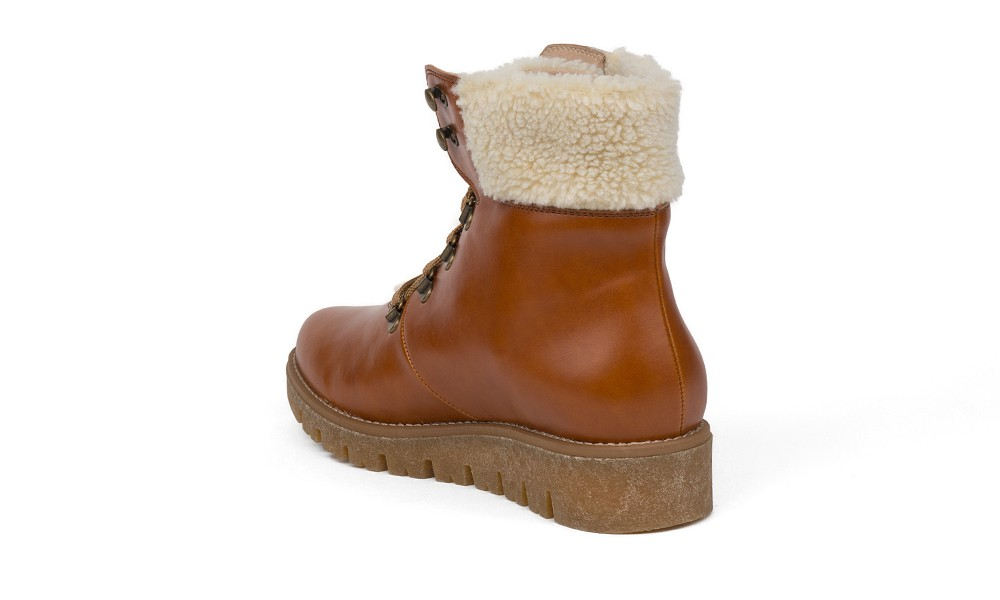 940b04911 Vegan Women's Boots | BHAVA Aspen Hiker Tan | avesu VEGAN SHOES