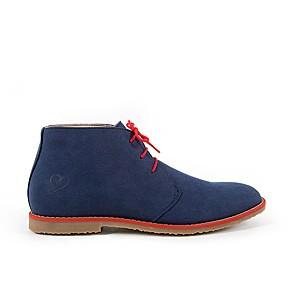 Veganer Desert Boot - NAE Lagos Blue
