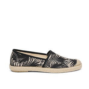 Vegane Espadrilles | GRAND STEP SHOES Evita Plain Palms Allover