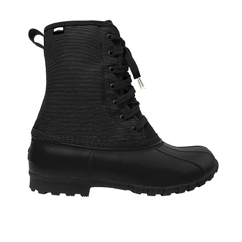Veganer Schnürstiefel | NATIVE SHOES Jimmy Citylite Jiffy Black