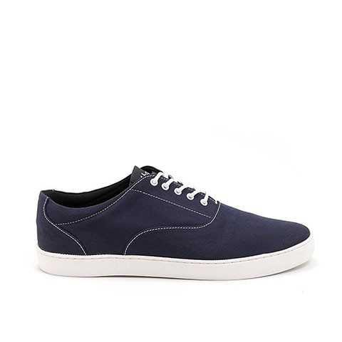 Veganer Sneaker | AHIMSA Wave Navy