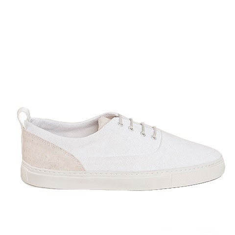 Veganer Sneaker | BLEED CLOTHING ECO4sneaker White