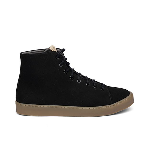 Veganer Sneaker | EKN FOOTWEAR Oak High Black