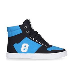 Veganer Sneaker | ETHLETIC Fair Sneaker Hiro Grid Blue
