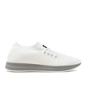 Veganer Sneaker   MUROEXE Army Unite Total White