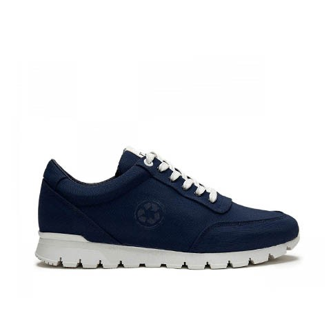 Veganer Sneaker   NAE Nilo Navy