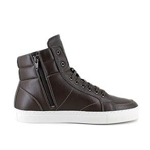 Veganer Sneaker | VEGETARIAN SHOES Bounty Boot Brown