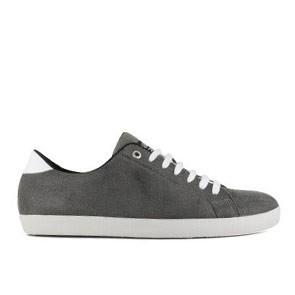 Veganer Sneaker | VEGETARIAN SHOES Canada Sneaker Grey