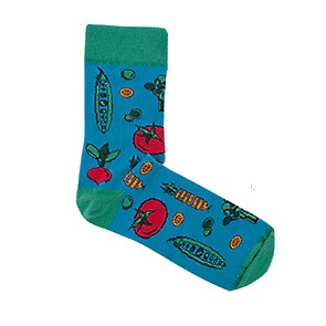 Vegane Socken | KABAK Socks Vegetables