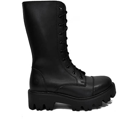Veganer Stiefel | ALTERCORE 666 Black