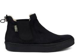 Vegan Sneaker | JONNYS VEGAN Talca Negro