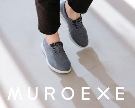 New Brand! Vegan Sneakers | MUROEXE Shop Online