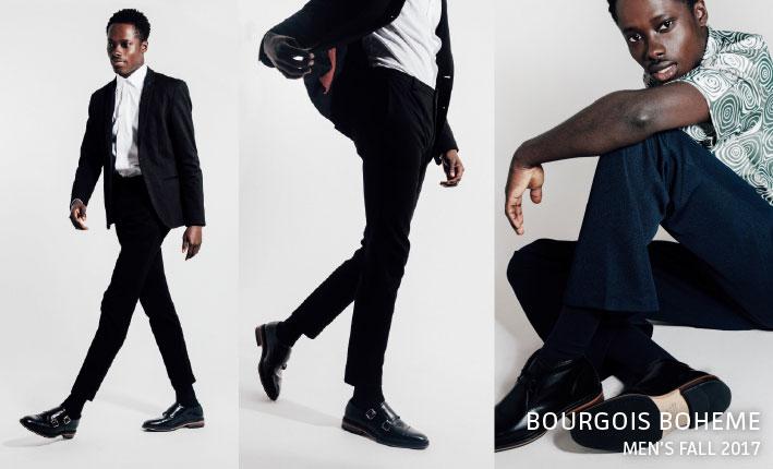 Men's Fall 17/18 by BOURGEOIS BOHEME | Shop vegan designer footwear online