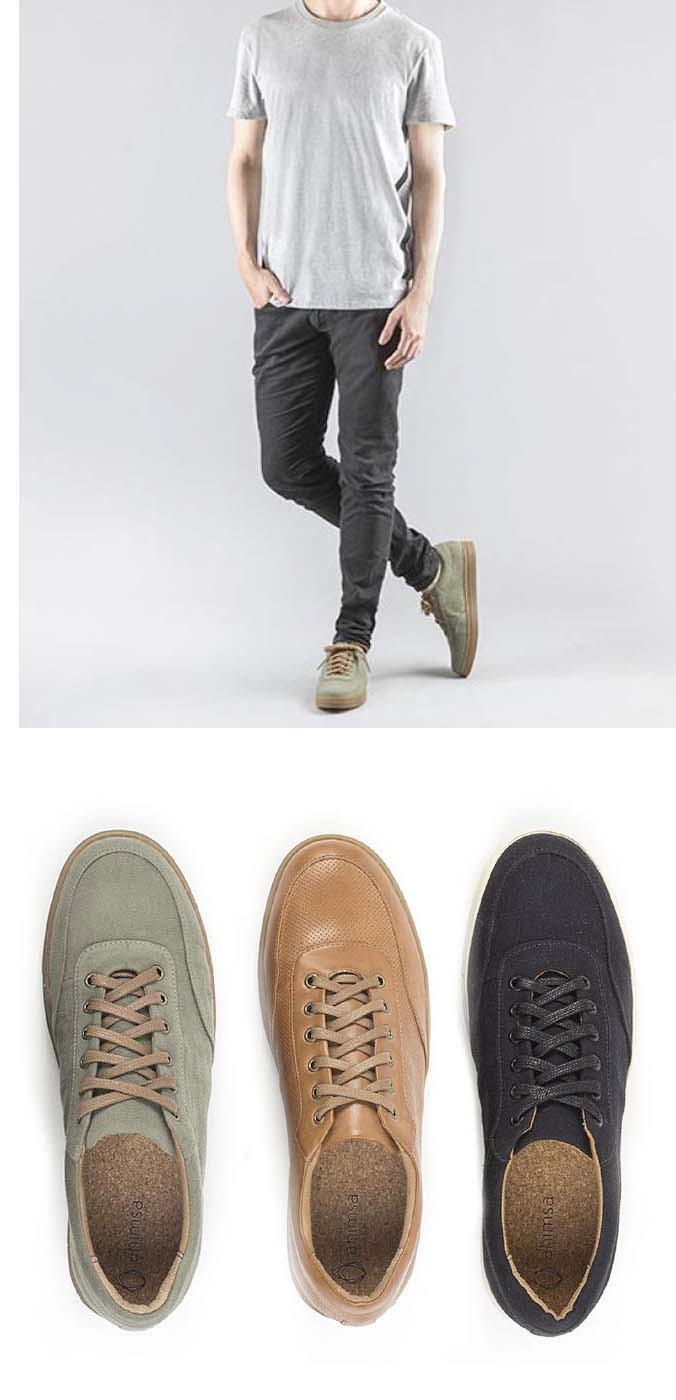 NEW | Vegan Sneakers by AHIMSA | Shop online