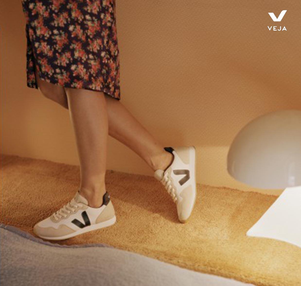 NEW!   Vegan sneakers by VEJA   Shop now!