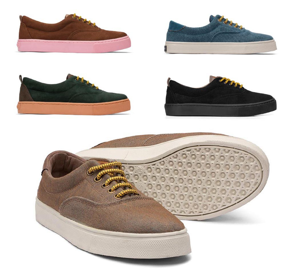 NEW! | vegan sneakers by FLAMINGO`S LIFE | Shop now!