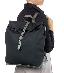 MIOMOJO | Ethicool Backpack Black